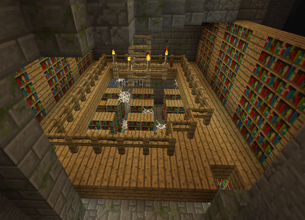 minecraft stronghold seed