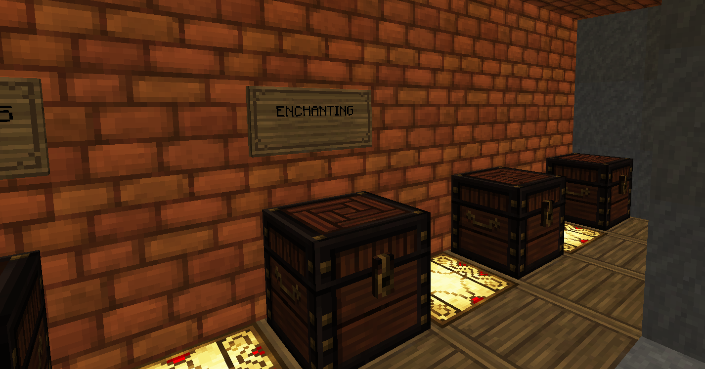 Steelfeathers' Victorian Enchanted Minecraft HD Texture Pack