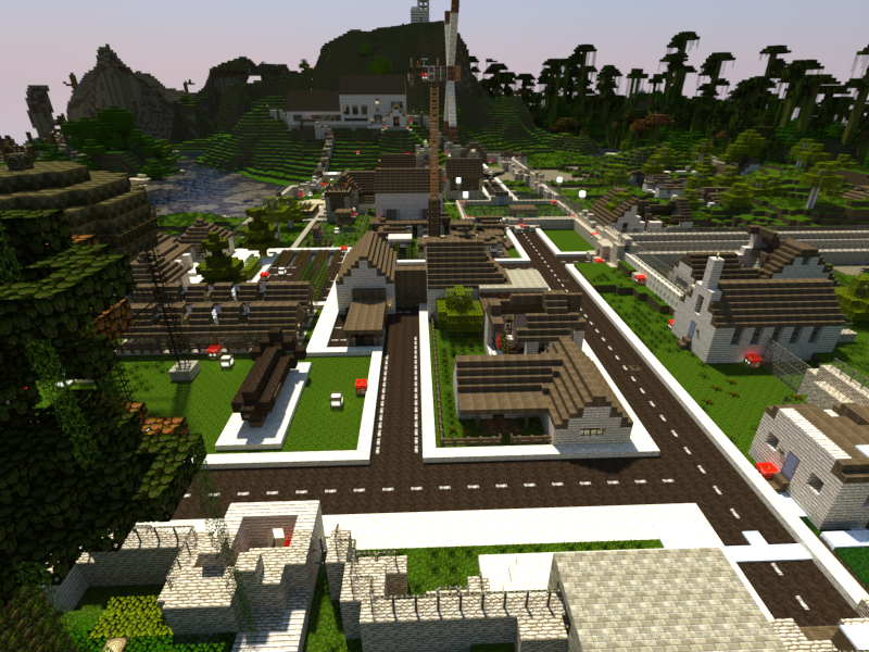 Letters from a dead earth minecraft city survival map download the world gumiabroncs Image collections
