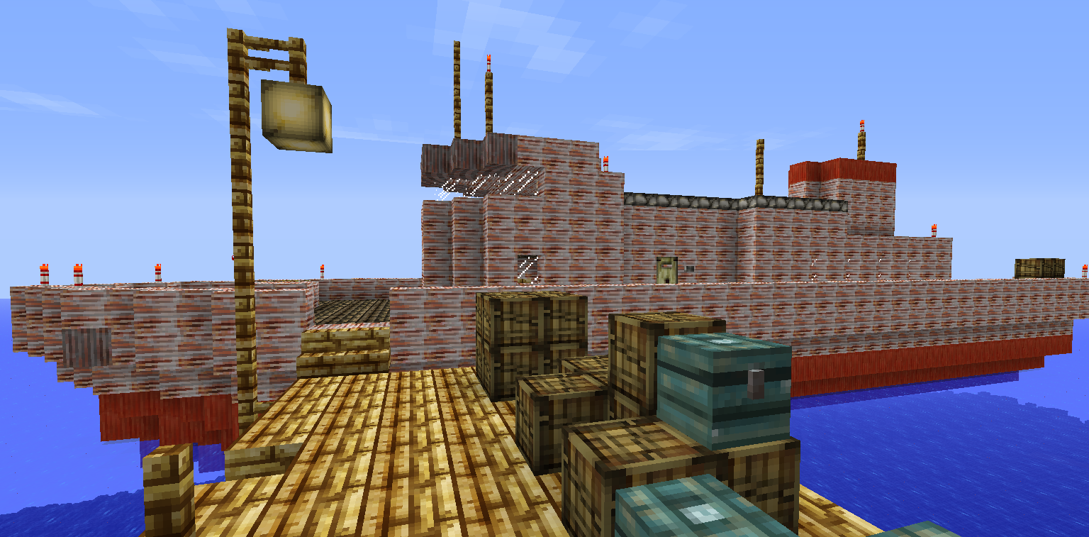 Downloadable Minecraft Maps on