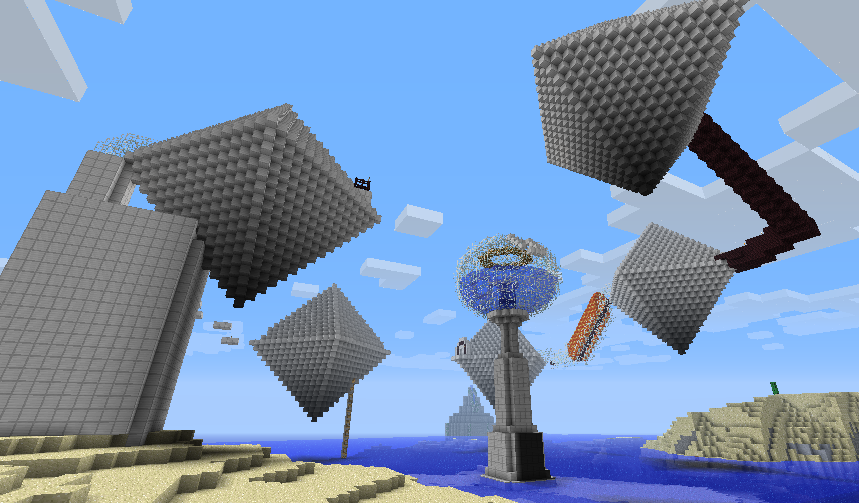 Archive   Minecraft Map Downloads   WORDPUNCHER'S VIDEO GAME