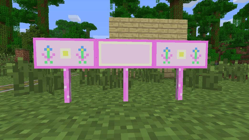 Girlycraft  Minecraft Texture Pack  16x