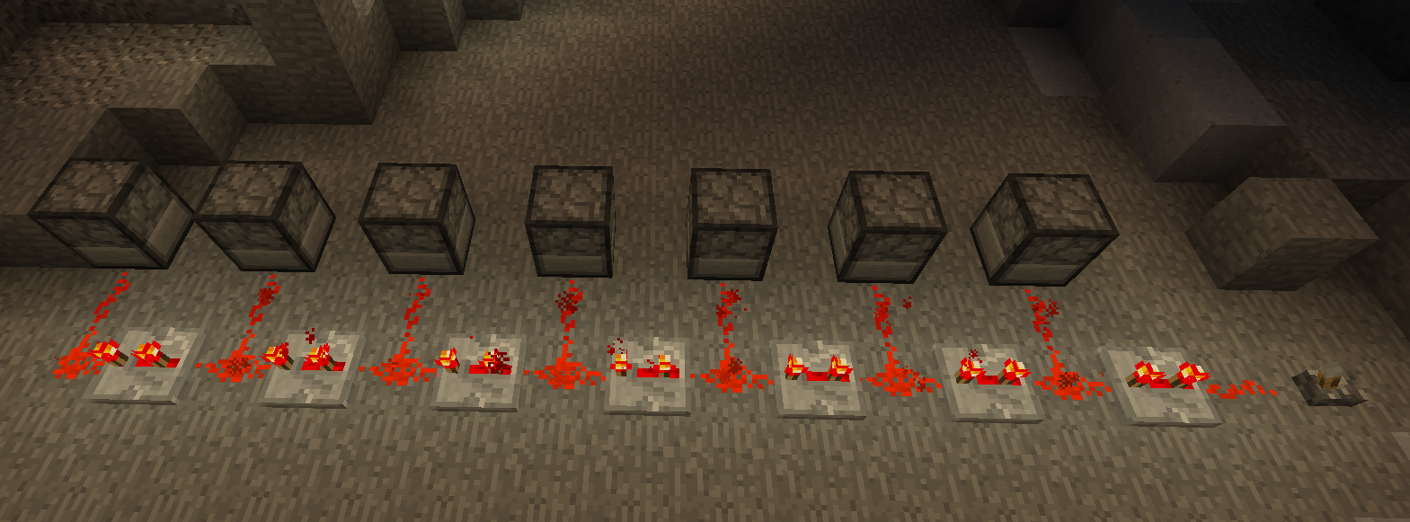 minecraft automatic fireworks display, redstone minecraft fireworks