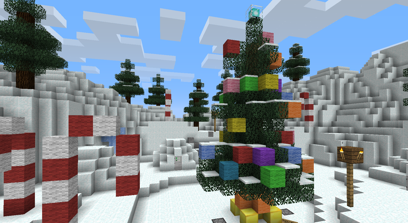 Christmas Minecraft Santa.Wordpuncher S Video Game Experience Tag Archive