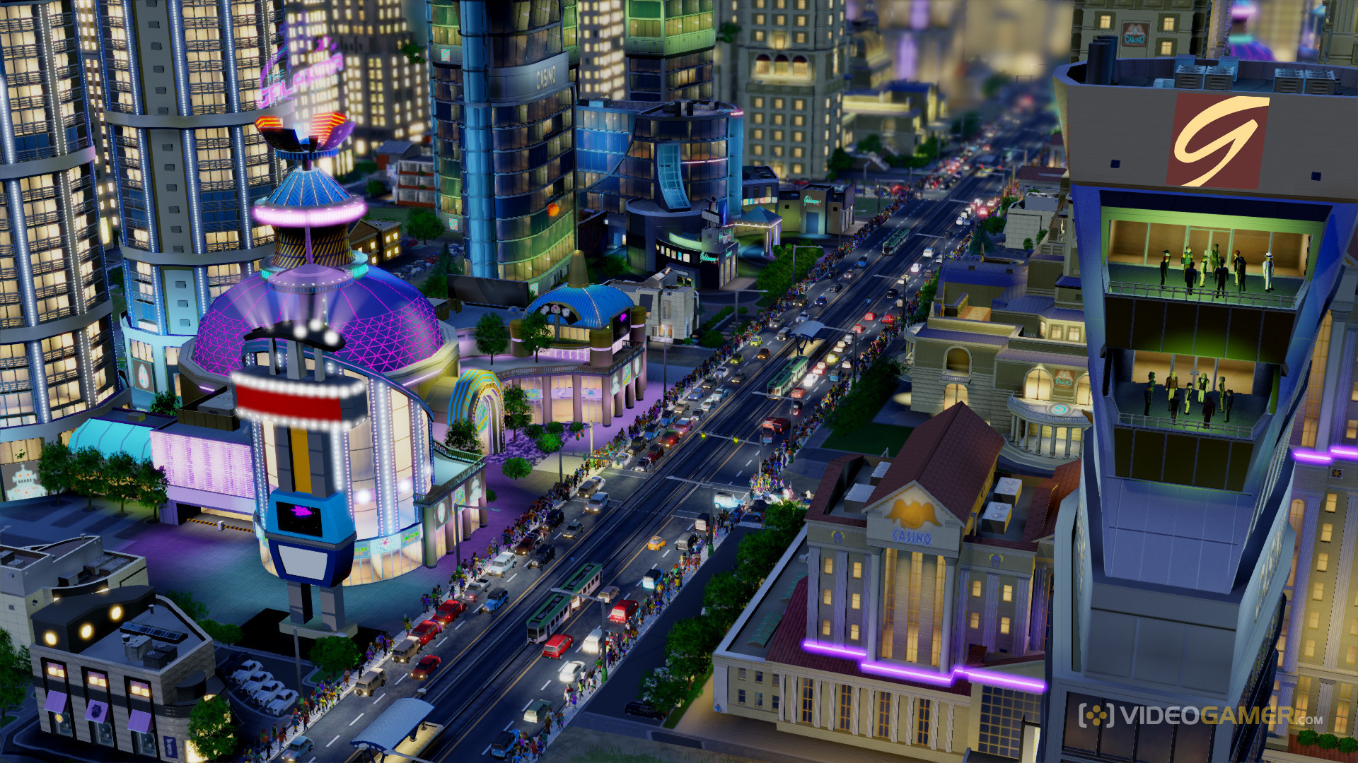 sim city casino