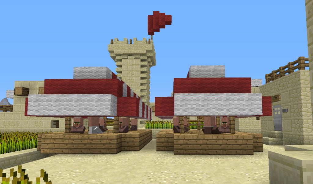 minecraft trading post