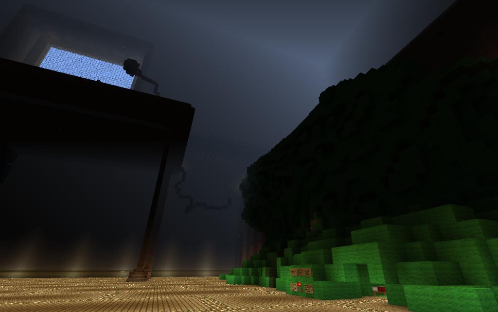 small escape minecraft dream adventure map