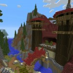 Azeroth in Minecraft | Full WoW Minecraft Map