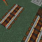 Animated Minecart Rails