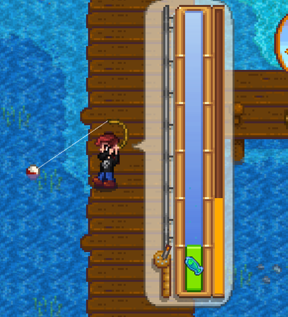 catching fish stardew valley