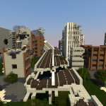 Letters From A Dead Earth Minecraft City Survival Map Download