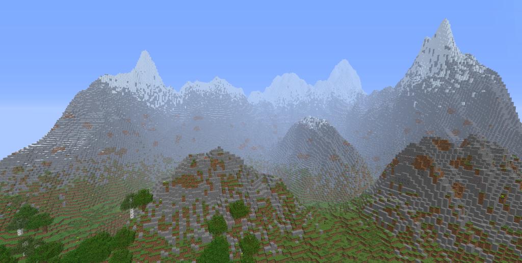 Forgotten Island Mountain