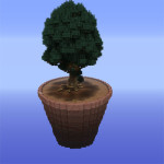 Garden Pot Sky Survival Minecraft Map Download