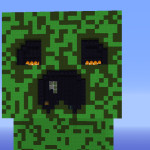 Giant Creeper Minecraft Survival CTM Map