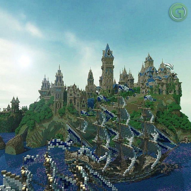 minecraft medieval map download 1.10