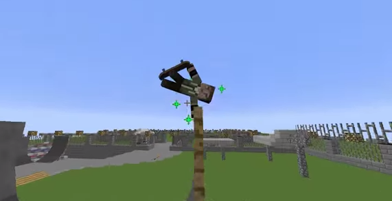 how to do minecraft skateboard tricks