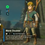 Zelda BOTW: How To Get The Warm Doublet