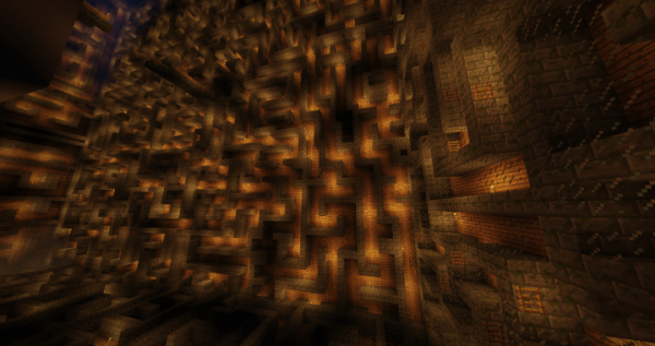 invictus minecraft maze download