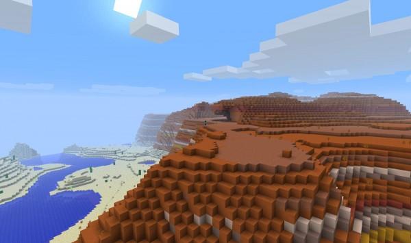 jeb's canyon biome snapshot