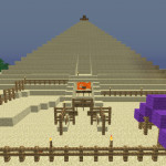 King Spoon's Tomb, Minecraft Adventure / Puzzle Map