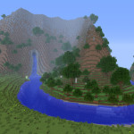 Kingdom of Nefrimact, Minecraft Survival Map