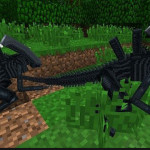 Mineraft Alien vs Predator Mod | Minecraft Science Fiction Mod