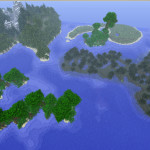 Isle of Biomes, Minecraft Survival Islands Map Download