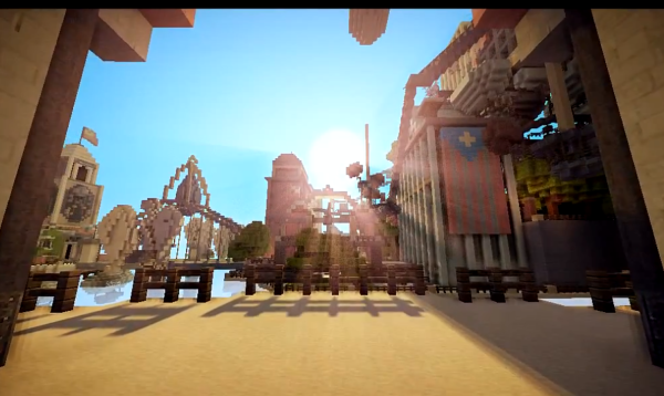 minecraft bioshock infinite minecraft map download