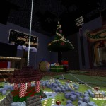 Christmas Carnage, Minecraft Multiplayer PvP Map Download