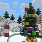 Science Santa, Minecraft Christmas Adventure