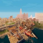 Guruth's Fantasy Minecraft World | Fully Developed Fantasy City