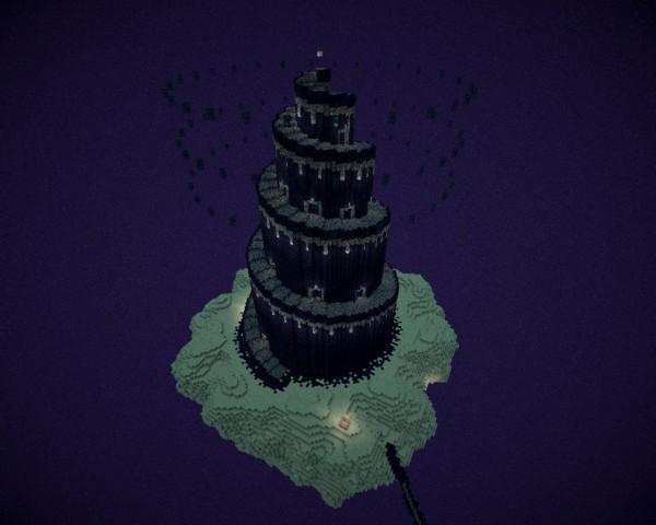 minecraft gloom adventure map download