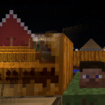 Minecraft Halloween Horror Adventure Map