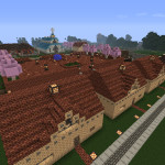 Harvest Moon Minecraft Farm Survival Map