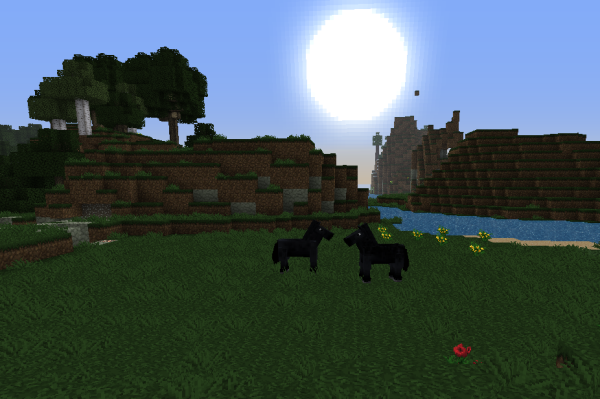 minecraft horse seed