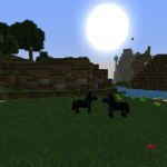 Horse Seed | Minecraft Seed For Getting Horses At Spawn Point
