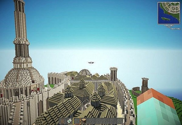 minecraft imperial city elder scrolls download