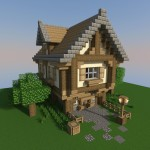 How To Build A Minecraft Cottage
