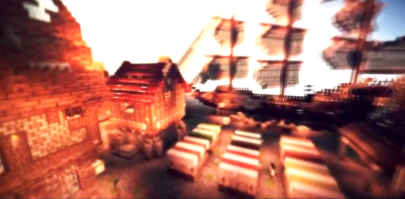 minecraft medieval shipyards