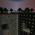 Hole Fall Minecraft Sky Survival Map Download