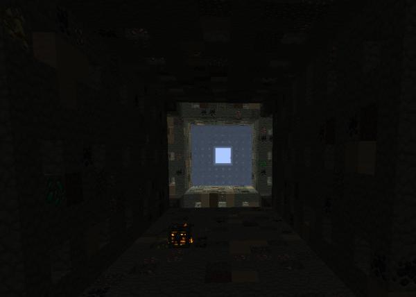 minecraft menger survival map