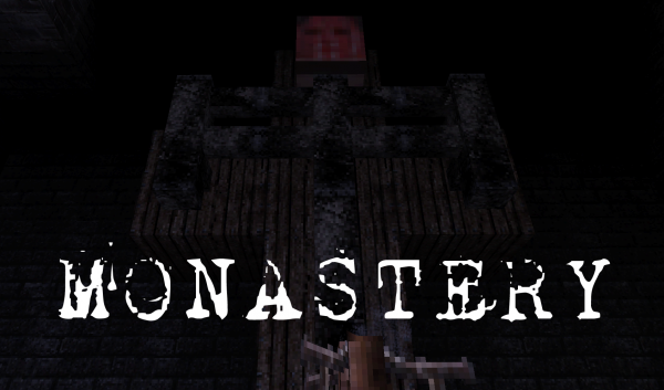 The Monastery Minecraft Horror Map WORDPUNCHERS VIDEO GAME - Horror maps fur minecraft