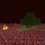 Minecraft Nether Flatland Survival Map