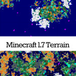 Minecraft 1.7 Terrain Generation Update