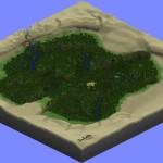 Minecraft Oasis Map Download | Minecraft Movie Maps