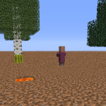 Pancake Survival, Minecraft 1.5 Survival Map
