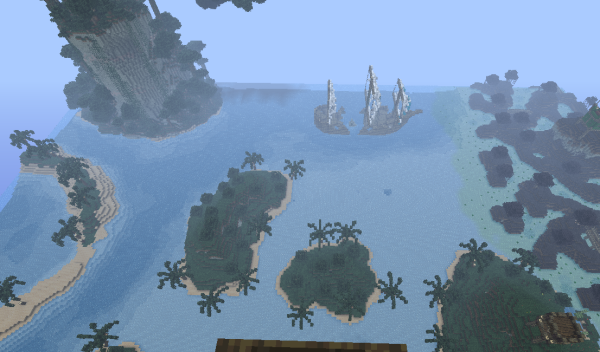 minecraft pirate survival world download