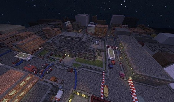 minecraft resident evil map download