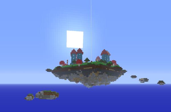 minecraft sky ctm map download