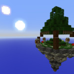 Sky Corundum Minecraft Sky Survival Map Download